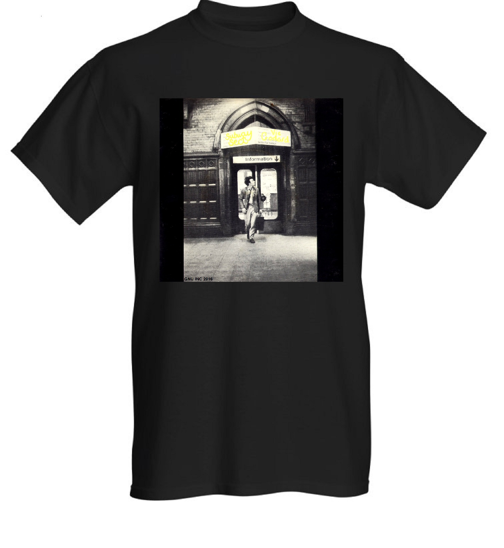 vic godard and the subway sect t-shirts