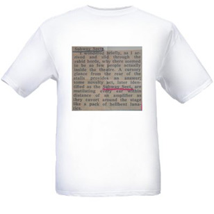 Vic godard subway sect buy t shirt for T shirt company reviews