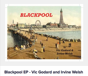 Blackpool - Vic Godard