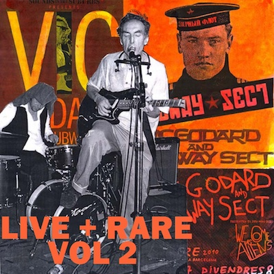 Subway Sect - Live & Rae Vol2