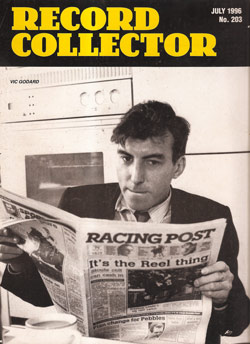 record collector vic godard