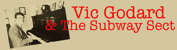 Vic Godard & The Subway Sect Header